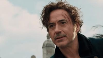 De Iron Man a Doctor Dolittle: Esta es la nueva aventura de Robert Downey Jr.