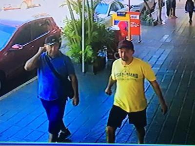 Presuntos asaltantes se movilizaron de Encarnación a la Capital para delinquir