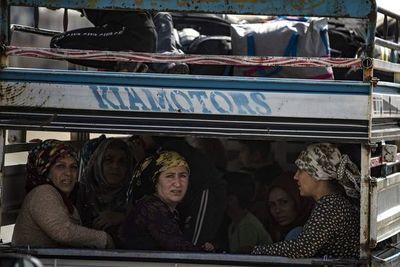 Ofensiva turca en Siria provoca 160.000 desplazados, según ONU