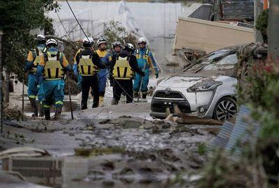 Al menos 58 muertos en Japón por tifón