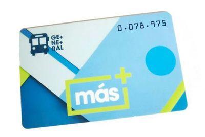 Este miércoles se empezará a vender primeras tarjetas para billetaje electrónico