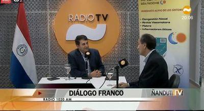 Senador liberal resalta la necesidad de crear consensos para unir al PLRA » Ñanduti