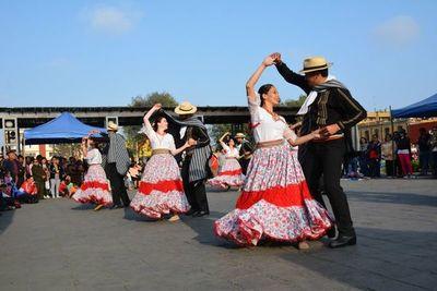 Grupo de danza de Misiones brilla en escenario internacional