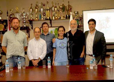 Preparan la primera edición de Gramo en el colegio San José