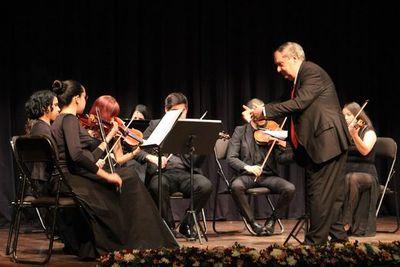 Variados recitales de tres orquestas