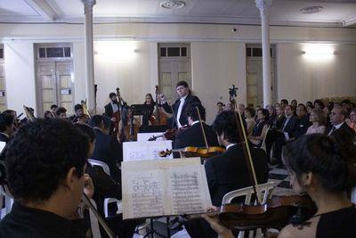 La OSIC presenta un recital inclusivo en la Catedral de Asunción