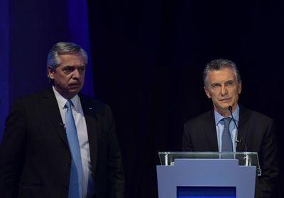 Argentina: Deuda y corrupción, los ataques en el debate presidencial