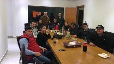 Bloque Añetete se hace más fuerte en Diputados para defender a Mario Abdo ante juicio político