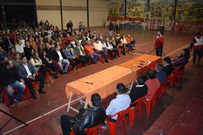 """Seccionaleros admiten que inestabilidad deja una enseñanza """"no dar cargos a personas que no militan en la ANR"""""""