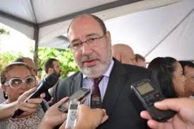 Vaesken sigue auditando administración del ex gobernador Justo Zacarias