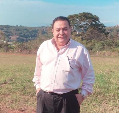 Urunaga inició campaña electoral con miras a la intendencia de CDE