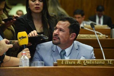 """Ulises Quintana confirmó: """"Seré precandidato a intendente de CDE"""". Cree que tendrá el apoyo de Mario Abdo"""