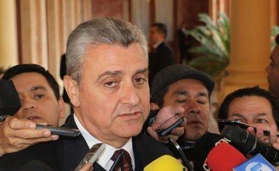 Villamayor admite que impulsará reestructuración del Gabinete