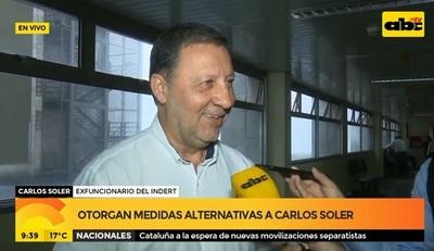 Soler asegura que equipo de Friedmann forma parte de rosca de corrupción