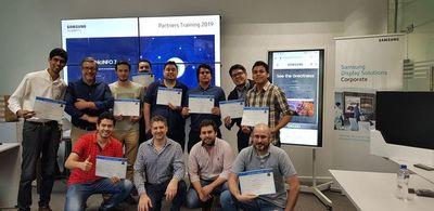 Samsung Paraguay apuesta por certificaciones de aliados comerciales