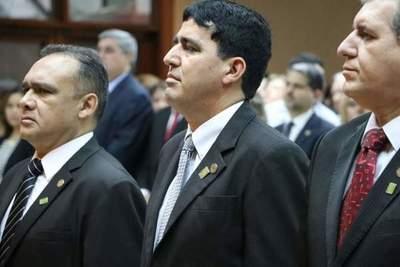 Camilo Cantero, juró hoy ante la Corte como nuevo juez de Itapúa