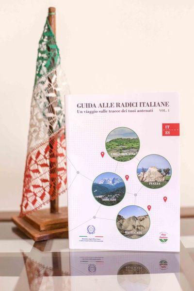 Presentarán Guía a las Raíces Italianas