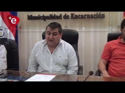ENCARNACIÓN: ANALIZAN TEMAS DE INTERÉS MUNICIPAL