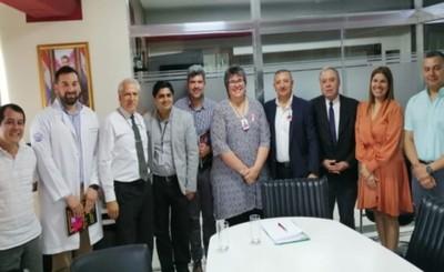 Gobernación, Tesai y Décima Región delinean tareas para la salud