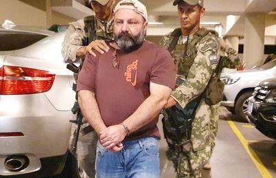 Levi Adriani Felicio será extraditado al Brasil
