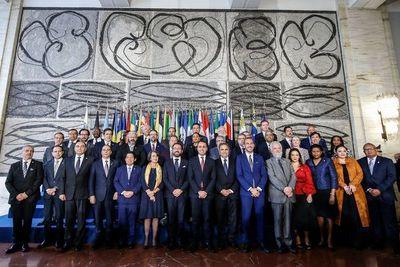 """Paraguay presidió """"Conferencia Italia, América Latina y el Caribe"""""""