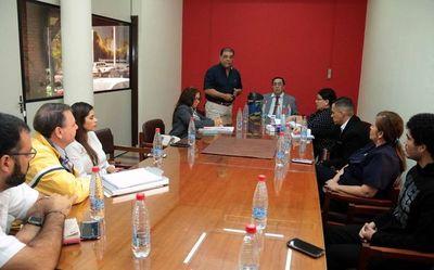 Reunión de trabajo con Senacsa y ARP