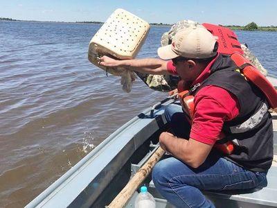 Paraguay y Argentina aprueban veda pesquera apartir del 4 de noviembre