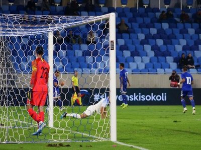 'Kaku' Romero contó su 'secreto' para hacer goles con la Albirroja