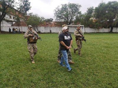 Expulsan a presunto jefe narco brasileño detenido en Asunción
