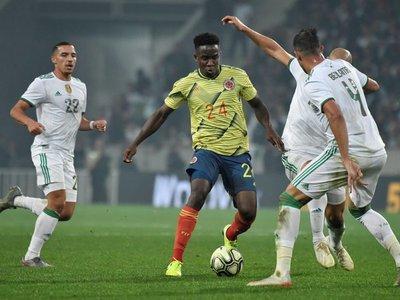 Colombia cae por goleada ante la campeona de África