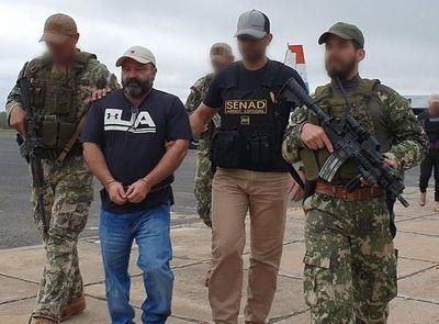 Levi Felicio ya está preso en Brasil y su mano derecha y otros cómplices, imputados aquí
