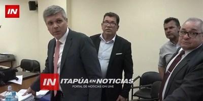 INTENDENTE DE TRP INTERNADO POR UNA INCAPACIDAD LOCOMOTORA