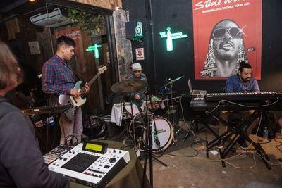 GuerrillaSoul actuará en el nuevo local Tango Asunción