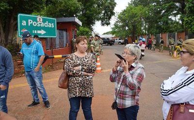 """Detienen a dirigente de """"paseros"""" en Itapúa"""