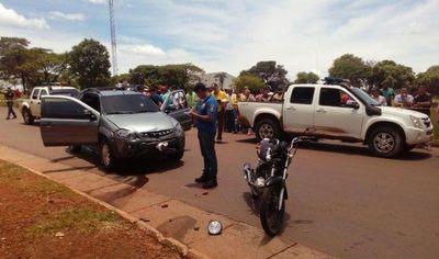 Intendente de Pedro Juan acusa a la Policía de estar al servicio de la mafia