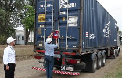 Aduanas extiende plazo para homologar empresas de monitoreo satelital de cargas