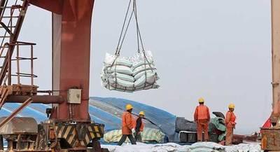 China compra 700.000 toneladas de productos agrícolas a EE.UU
