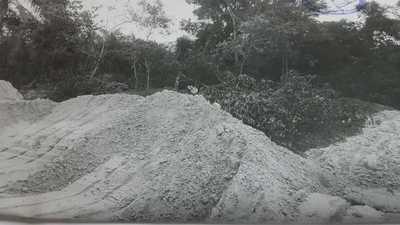 Municipalidad de Hernandarias constató crimen ecológico perpetrado por arenera
