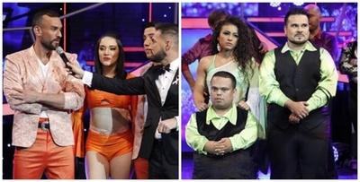 Diego Brítez y Mortero Bala se enfrentan en el teléfono del Baila