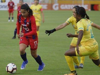 Cerro pierde frente al Huila en la Libertadores femenina