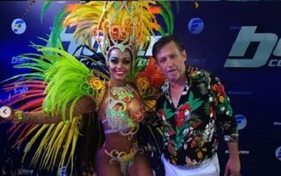 Macarena, la bailarina de Luma explicó por qué no estuvo en El Debate del Show