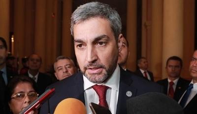 Mario Abdo dispuso firma de acta entreguista de Itaipú, asegura diputado