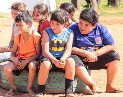 Tres de cada diez escolares paraguayos padecen exceso de peso