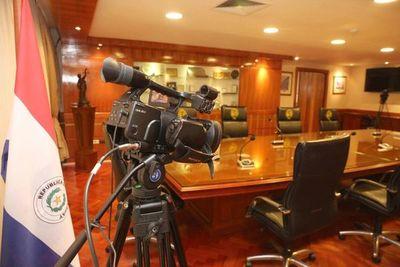 Sesiones plenarias de la Corte se pueden ver por señal de cable