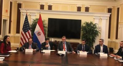 Analizan economía paraguaya en conversatorio de la Cámara de Comercio de EEUU