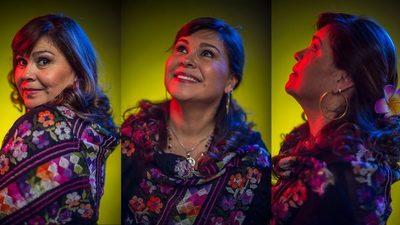 Lizza Bogado se prepara para gran show en Perú