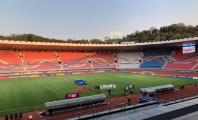 HOY / FIFA disgustada por falta de público en el partido entre las dos Coreas en Pyongyang