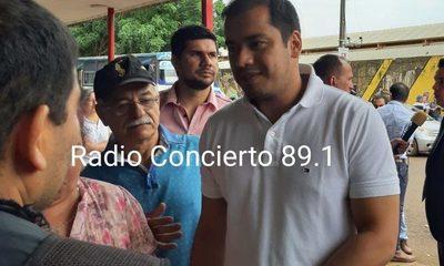 Prieto denuncia amenaza de muerte