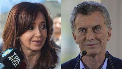 """Macri comparó al populismo con una mujer gastadora y Cristina Kirchner lo acusó de """"machirulo"""""""