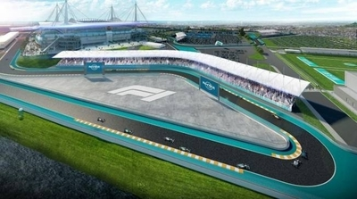 HOY / F1: avanzan planes para el primer Gran Premio de Miami en 2021